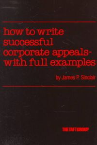 How to Write Successful Corporate Appeals With Full Examples