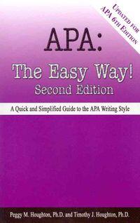 APA: The Easy Way!