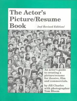 The Actor's Picture-Resume Book