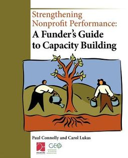Strengthening Nonprofit Performance