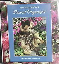 Teddy Bear Collector's Record Book