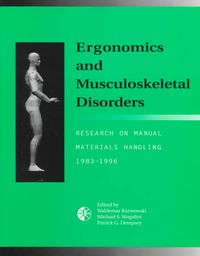 Ergonomics and Musculoskeletal Disorders
