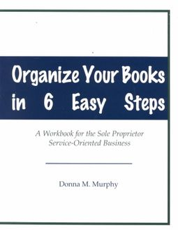 Organize Your Books in 6 Easy Steps