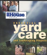 Yard Care and Landscaping Projects