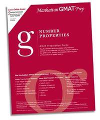 Number Properties GMAT Preparation Guide