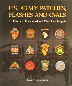 U.S. Army Patches, Flashes and Ovals