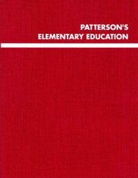 Patterson's Elementary Education 2018