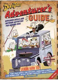 Ducktales Adventurer's Guide