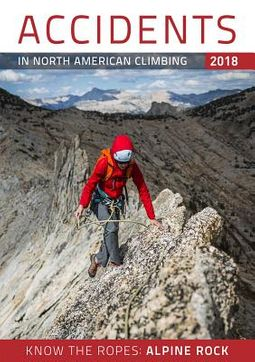 Accidents in North American Climbing 2018