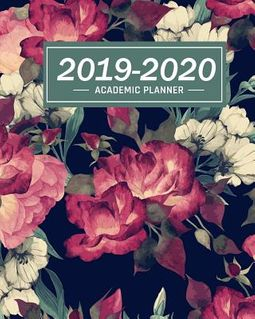 academic planner weekly and monthly