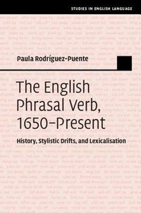 The English Phrasal Verb, 1650-present