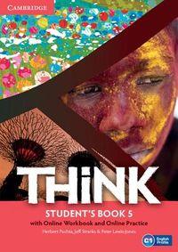 Think Level 5 + Workbook With Online Resources