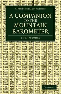 A Companion to the Mountain Barometer