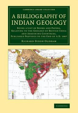 A Bibliography of Indian Geology