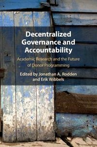 Decentralized Governance and Accountability