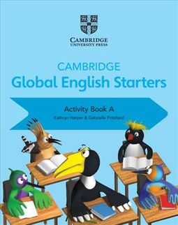 Cambridge Global English Starters Activity Book