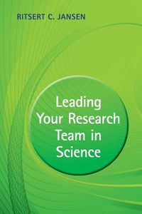 Leading Your Research Team in Science
