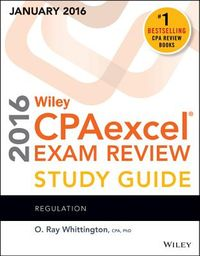 Wiley CPAexcel Exam Review January 2016