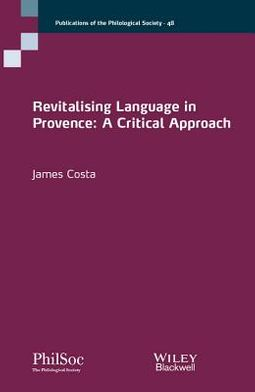 Revitalising Language in Provence