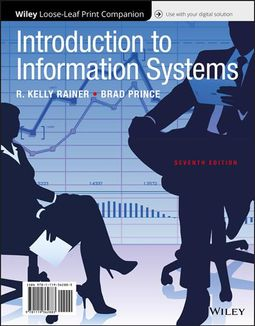 Introduction to Information Systems + Wileyplus Access Card