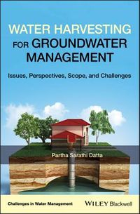 Water Harvesting for Groundwater Management