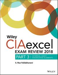 Wiley CIAexcel Exam Review 2018