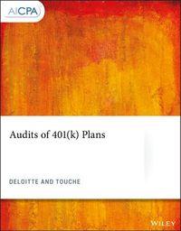 Audits of 401k Plans