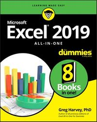 Excel 2019 All-in-One