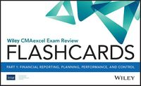 Wiley Cmaexcel Exam Review, 2019 Flashcards
