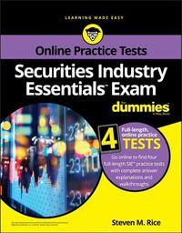 Securities Industry Essentials Exam With Online Practice