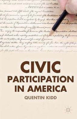 Civic Participation in America