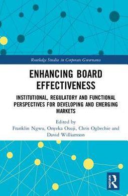 Enhancing Board Effectiveness
