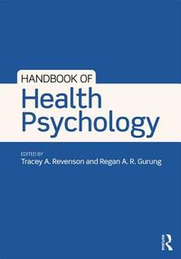 Handbook of Health Psychology