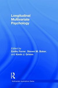 Longitudinal Multivariate Psychology