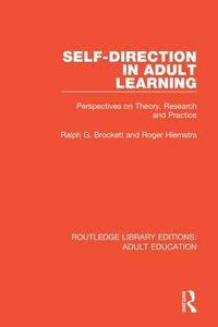 Self-direction in Adult Learning