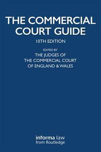 The Commercial Court Guide