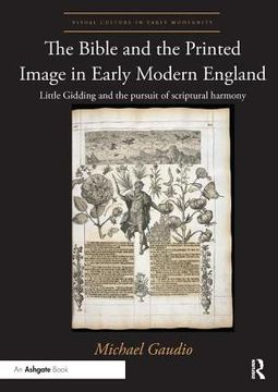 The Bible and the Printed Image in Early Modern England