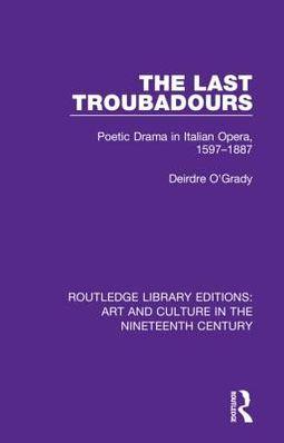 The Last Troubadours
