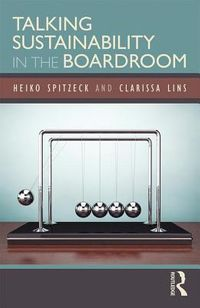 Talking Sustainability in the Boardroom