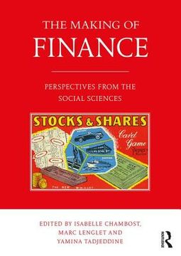 The Making of Finance
