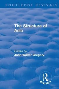 The Structure of Asia 1976