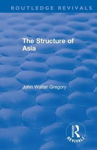The Structure of Asia 1929