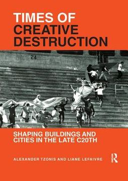 Times of Creative Destruction