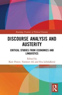 Discourse Analysis and Austerity