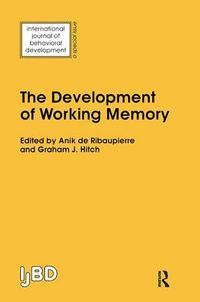 The Development of Working Memory