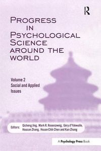 Progress in Psychological Science Around the World