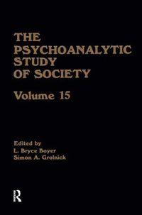 The Psychoanalytic Study of Society