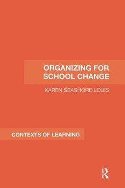 Organizing for School Change