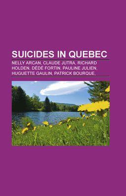 Suicides in Quebec