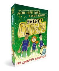 Secret Coders The Complete Boxed Set